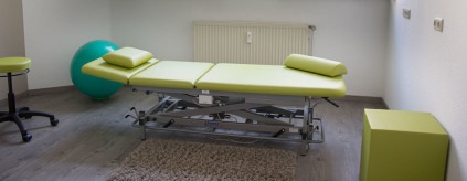 Praxis für Physiotherapie in Bad Münder - Behandlungsraum